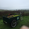Zero emission work vehicle at UCSC Younger Lagoon Natural Reserve